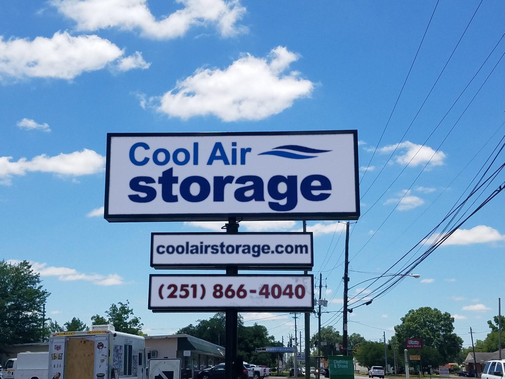 Cool Air Storage